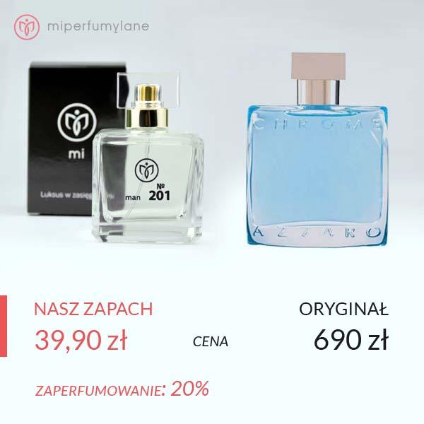 miperfumylane.pl - zamiennik perfum man no. 201