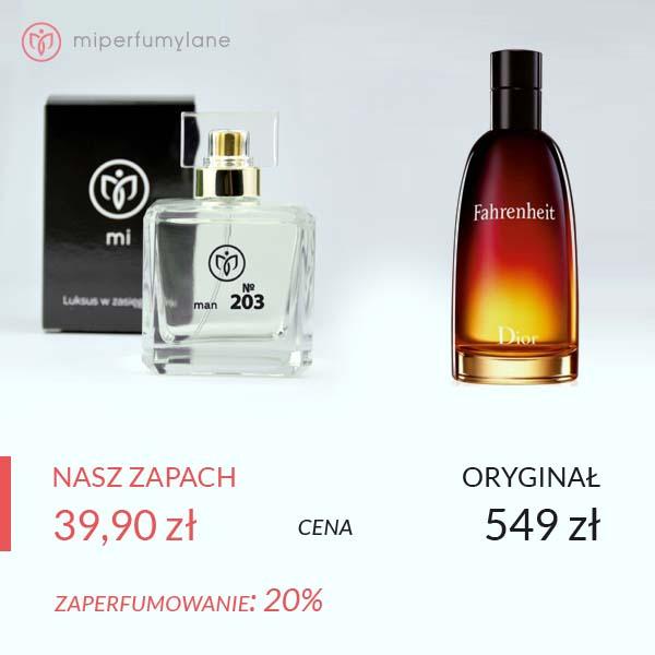 miperfumylane.pl - zamiennik perfum man no. 203