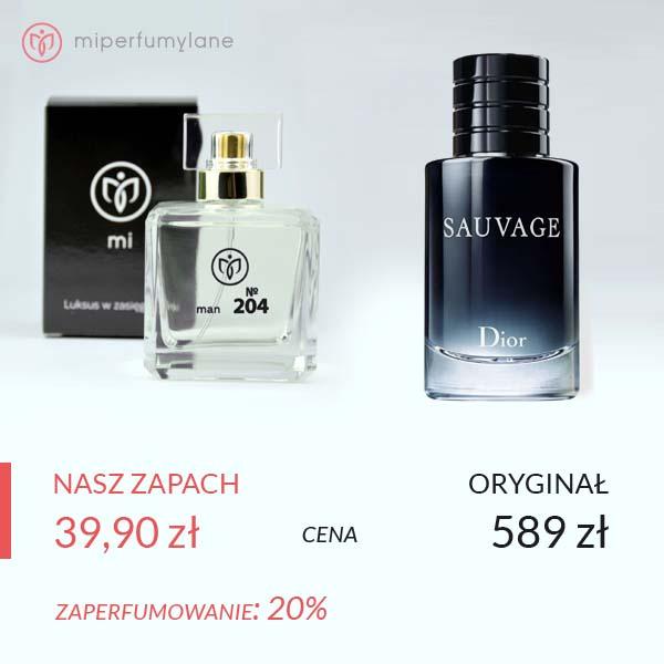 miperfumylane.pl - zamiennik perfum man no. 204