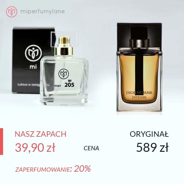 miperfumylane.pl - zamiennik perfum man no. 205