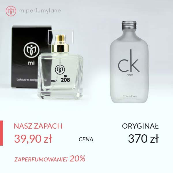 miperfumylane.pl - zamiennik perfum man no. 208