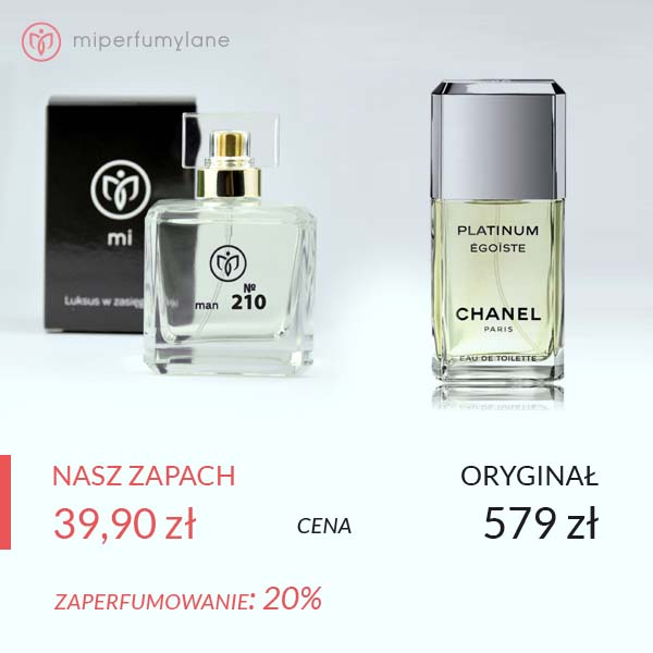 miperfumylane.pl - zamiennik perfum man no. 210