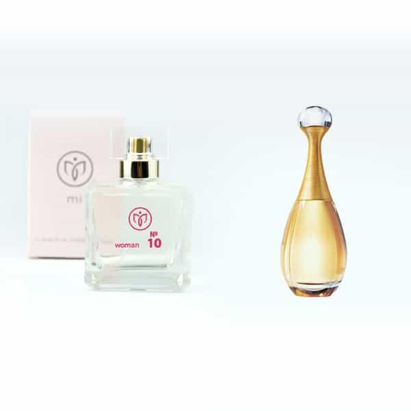 10. J'adore – Dior