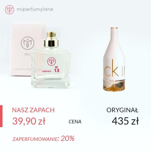 miperfumylane.pl - zamiennik perfum women no. 13