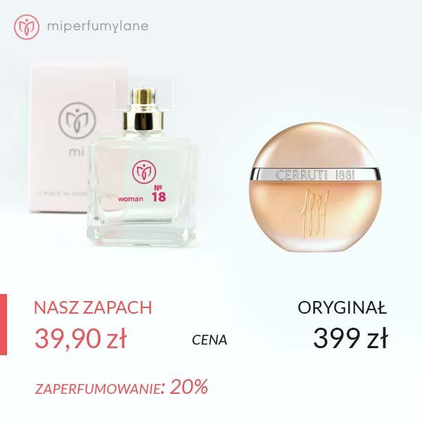 miperfumylane.pl - zamiennik perfum women no. 18