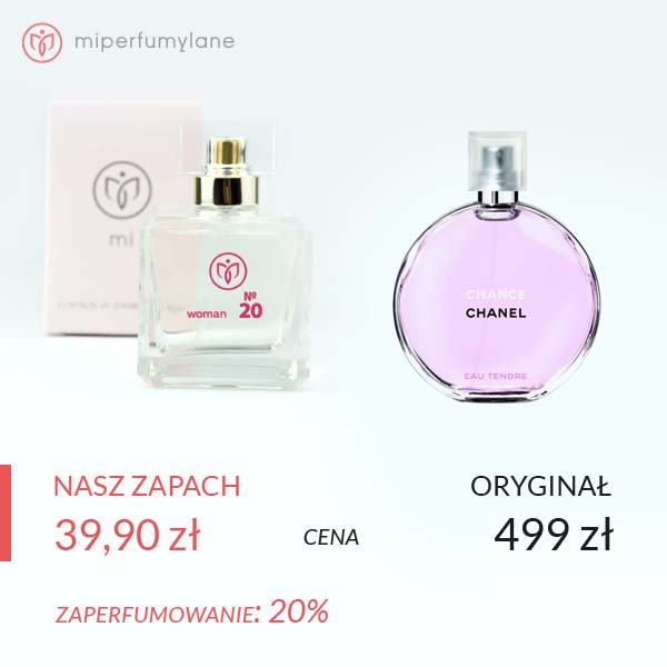 miperfumylane.pl - zamiennik perfum women no. 20