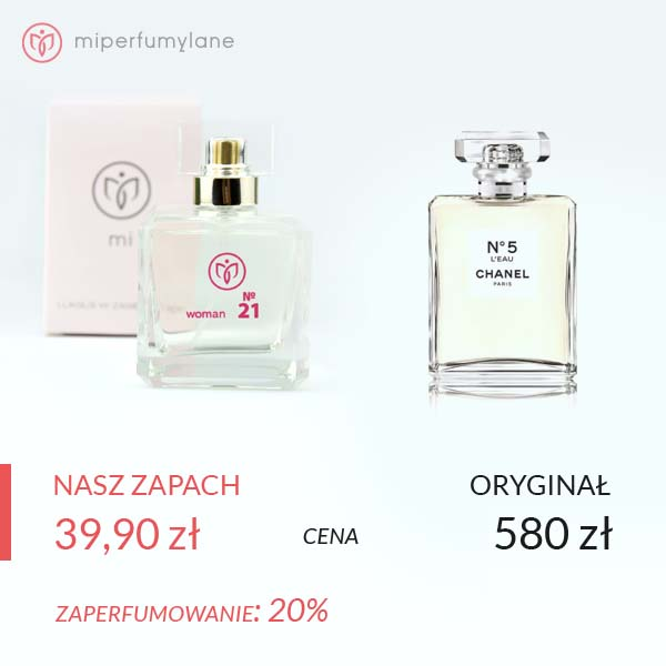 miperfumylane.pl - zamiennik perfum women no. 21