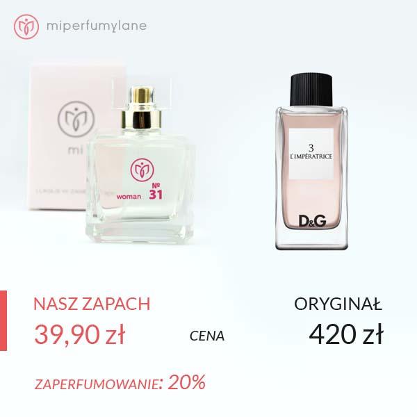 miperfumylane.pl - zamiennik perfum women no. 31