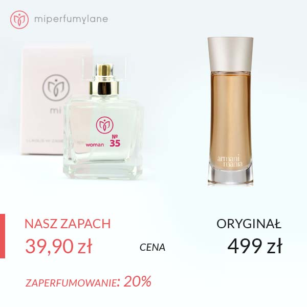 miperfumylane.pl - zamiennik perfum women no. 35