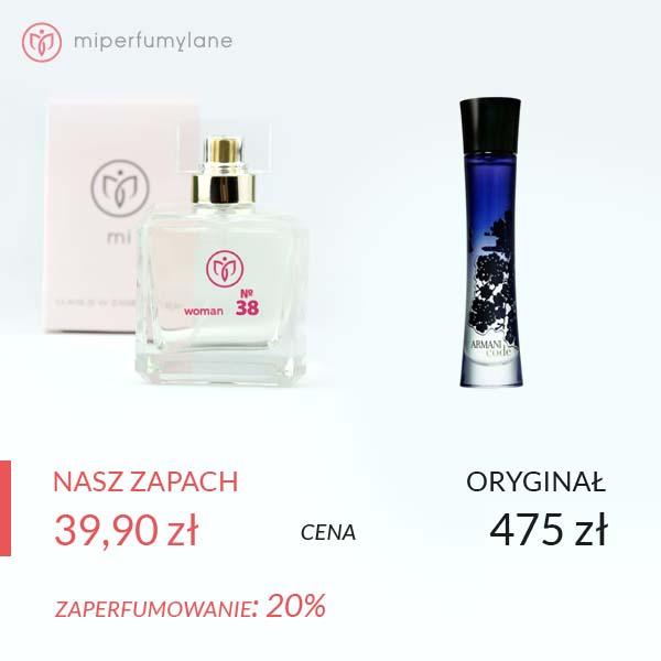 miperfumylane.pl - zamiennik perfum women no. 38