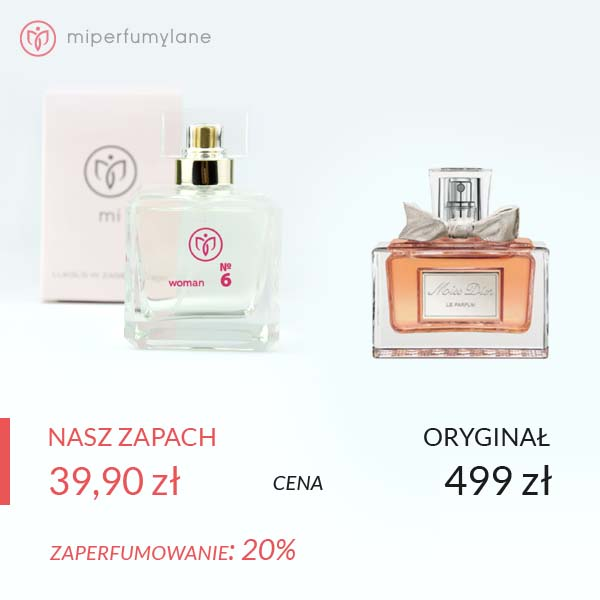 miperfumylane.pl - zamiennik perfum women no. 6
