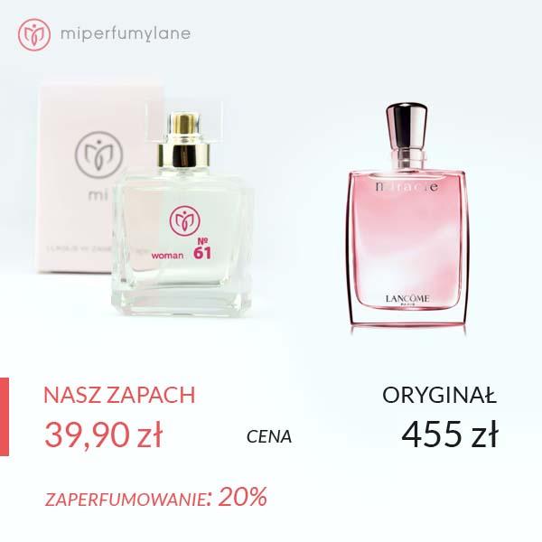 miperfumylane.pl - zamiennik perfum women no. 61