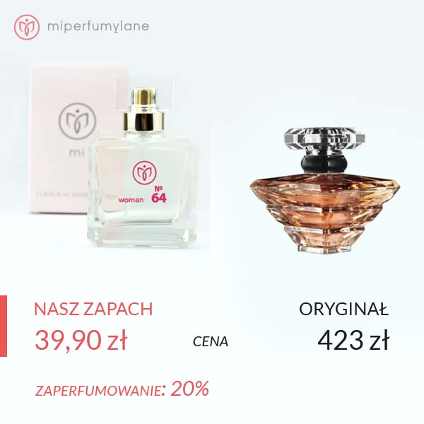 miperfumylane.pl - zamiennik perfum women no. 64