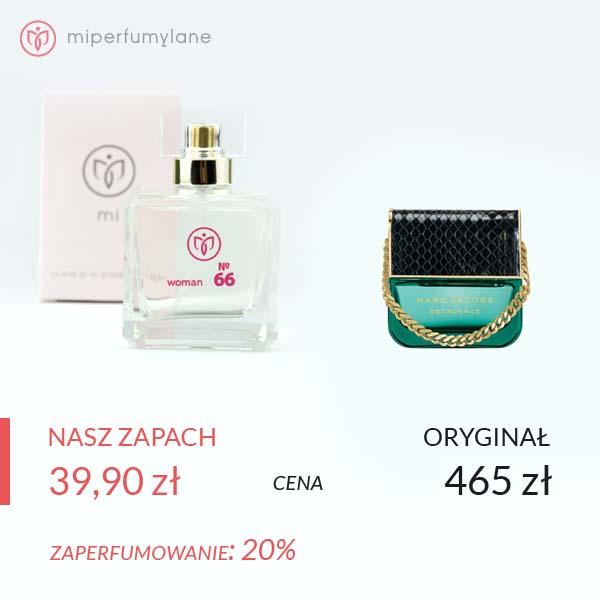 miperfumylane.pl - zamiennik perfum women no. 66