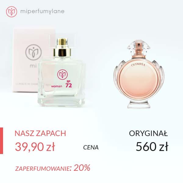 miperfumylane.pl - zamiennik perfum women no. 72