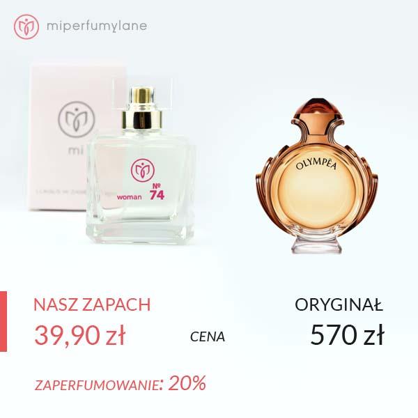 miperfumylane.pl - zamiennik perfum women no. 74