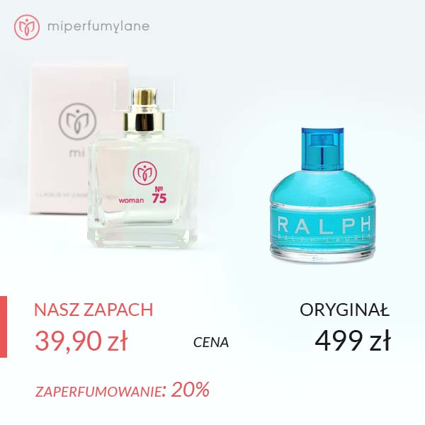 miperfumylane.pl - zamiennik perfum women no. 75
