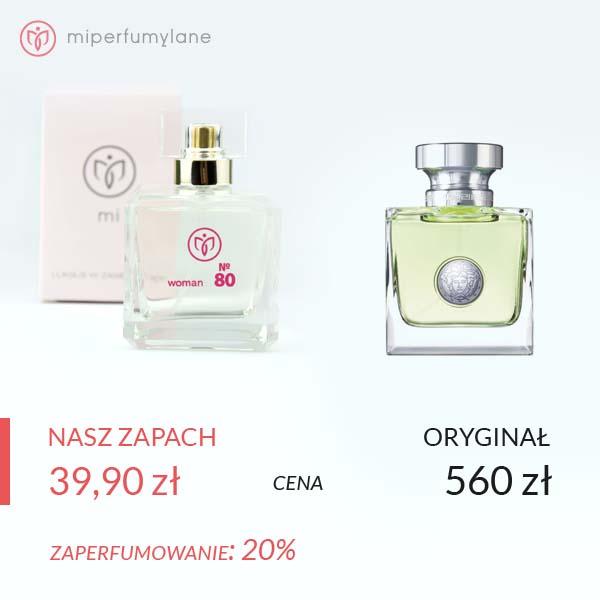 miperfumylane.pl - zamiennik perfum women no. 80