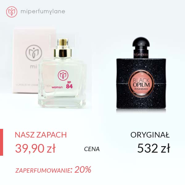 miperfumylane.pl - zamiennik perfum women no. 84