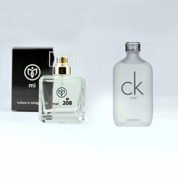 208. CK One – Calvin Klein