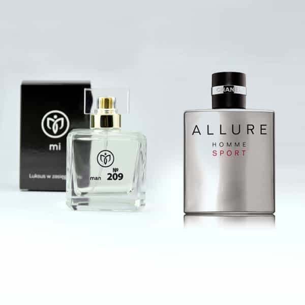 209. Allure Homme Sport – Coco Chanel