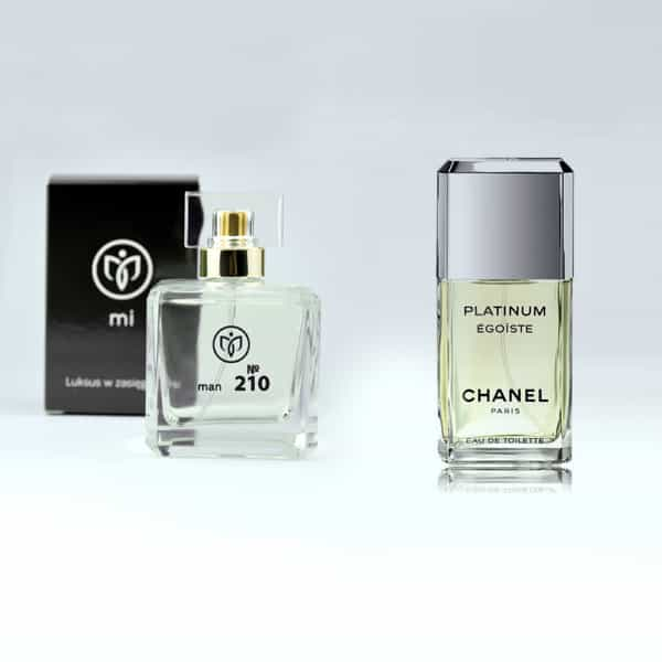 210. Egoiste Platinum – Coco Chanel