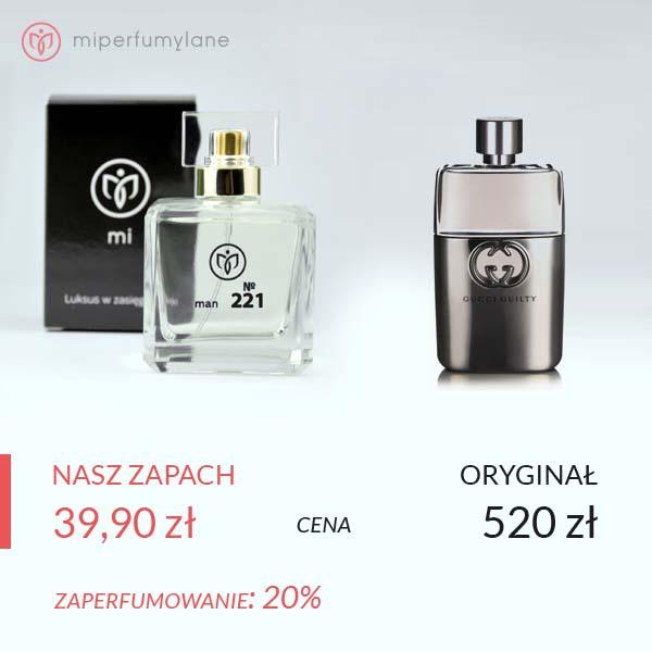 miperfumylane.pl - zamiennik perfum man no. 221
