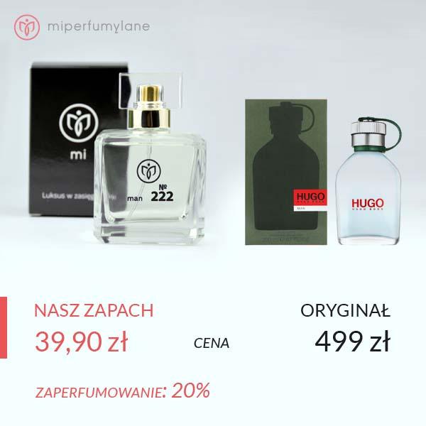 miperfumylane.pl - zamiennik perfum man no. 222
