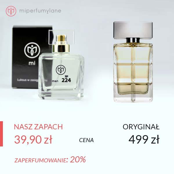 miperfumylane.pl - zamiennik perfum man no. 224