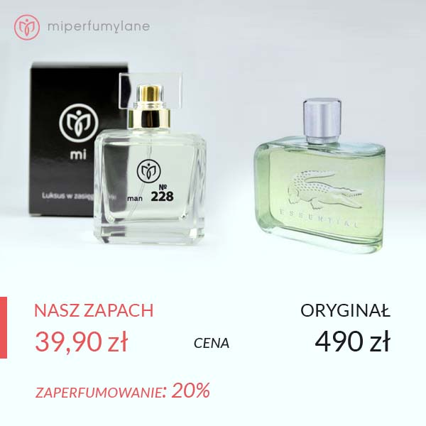 miperfumylane.pl - zamiennik perfum man no. 228
