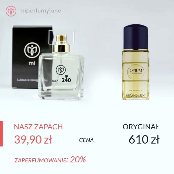 miperfumylane.pl - zamiennik perfum man no. 240