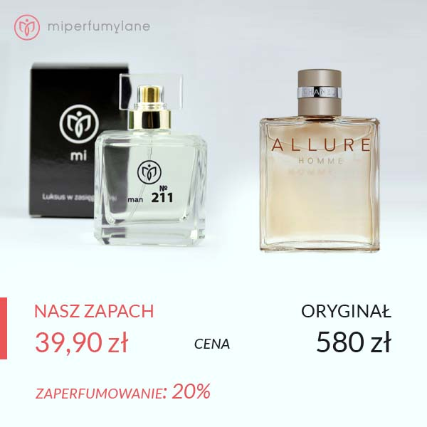 miperfumylane.pl - zamiennik perfum man no. 211