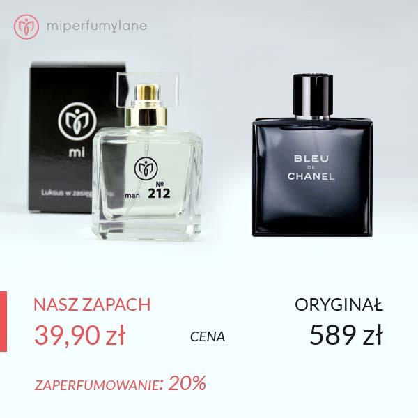 miperfumylane.pl - zamiennik perfum man no. 212