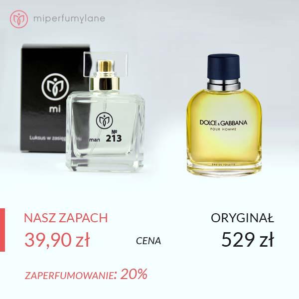 miperfumylane.pl - zamiennik perfum man no. 213