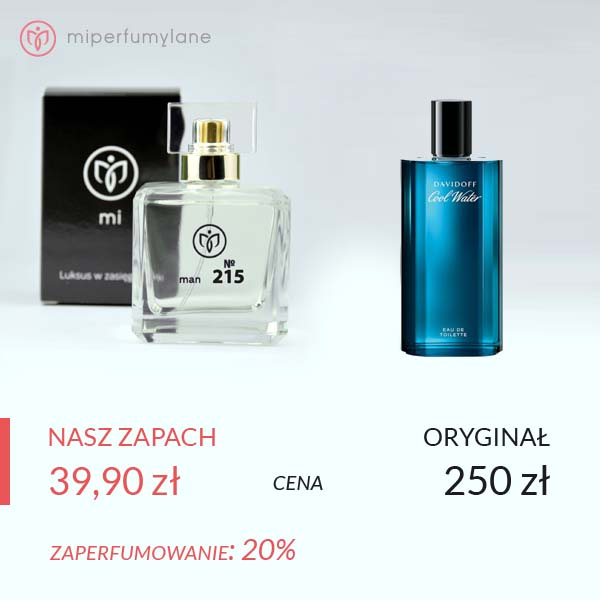 miperfumylane.pl - zamiennik perfum man no. 215