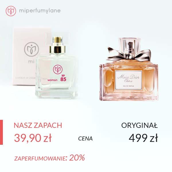miperfumylane.pl - zamiennik perfum women no. 85