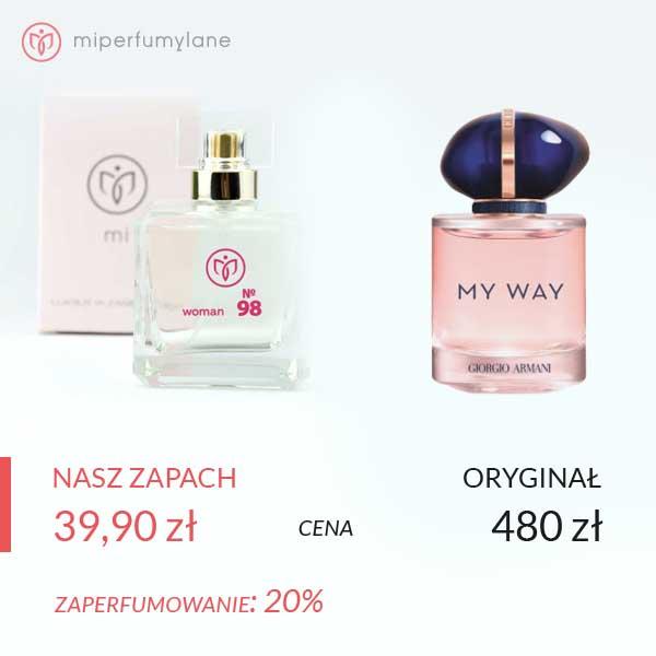 Zaperfumowanie - Giorgio Armani - My Way